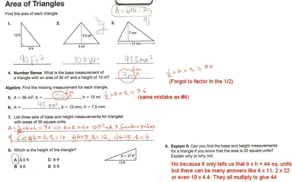 Help in geometry homework
